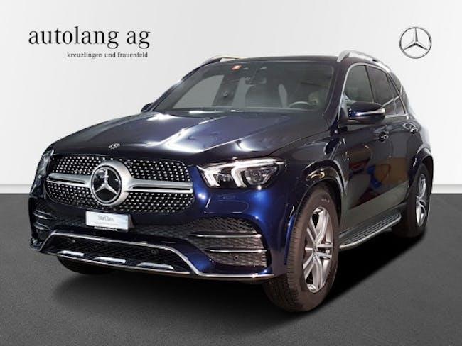 suv Mercedes-Benz GLE-Klasse GLE 300 d AMG Line 4Matic