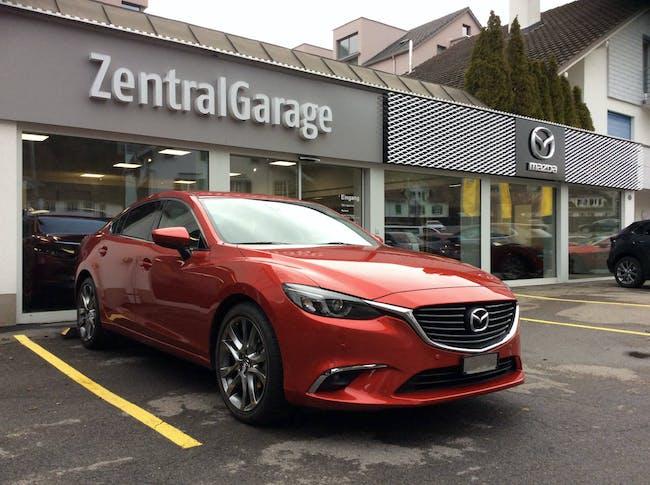 saloon Mazda 6 Sedan 2.5 Revolution
