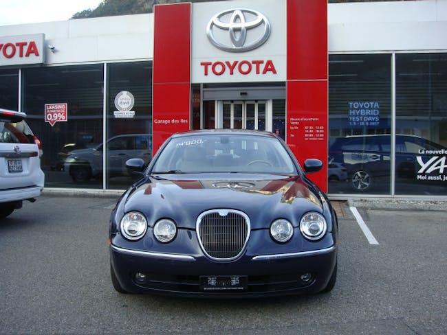 Jaguar S-Type 3.0 V6 Executive 112'000 km CHF9'800 - acheter sur carforyou.ch - 1