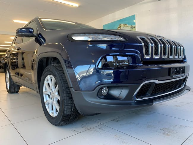 suv Jeep Cherokee 2.2 CRD 200 Limited AWD