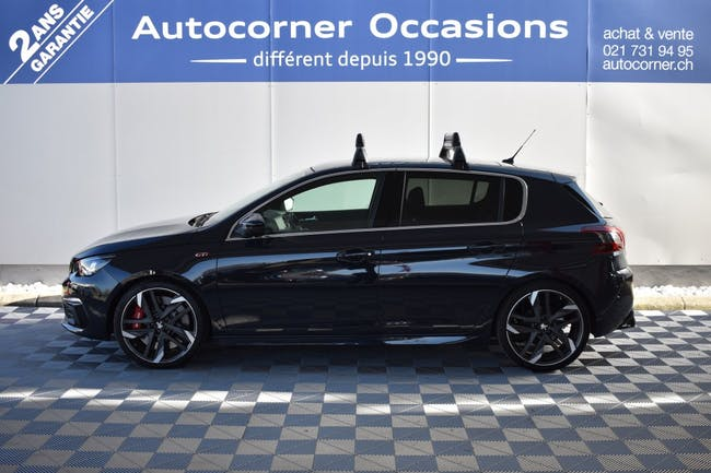 saloon Peugeot 308 1.6 THP GTi