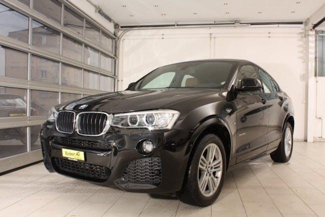 suv BMW X4 xDrive 20d