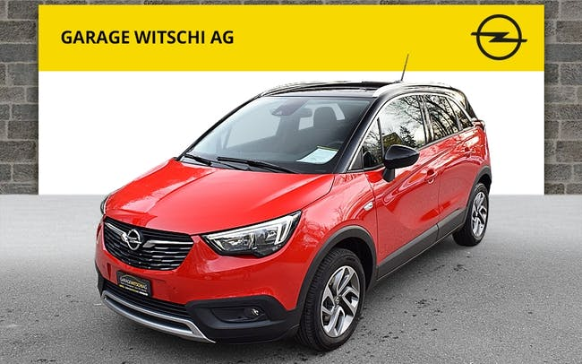 suv Opel Crossland X 1.2 Turbo Excellence S/S