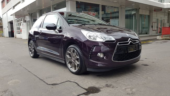 saloon DS Automobiles DS3 1.6 THP Faubourg Addict