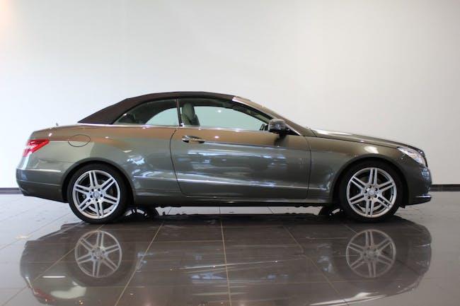cabriolet Mercedes-Benz E-Klasse E 350 CDI BlueEfficiency 7G-Tronic