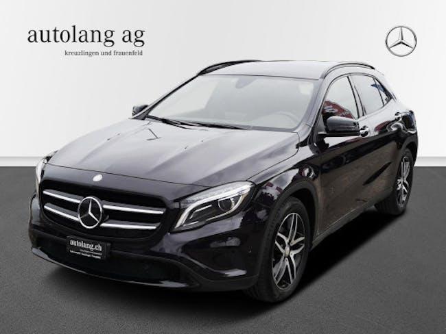 suv Mercedes-Benz GLA-Klasse GLA 200 CDI Urban