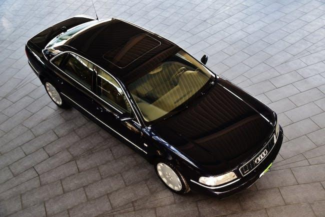 saloon Audi A8 / S8 A8 LWB 6.0 quattro tiptronic