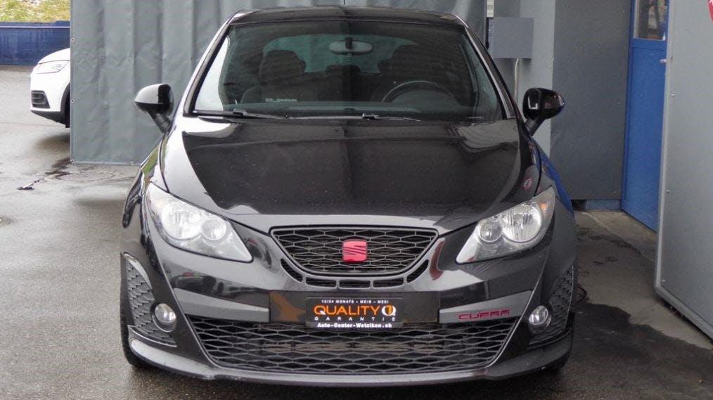 saloon SEAT Ibiza SC 1.4 TSI Cupra DSG