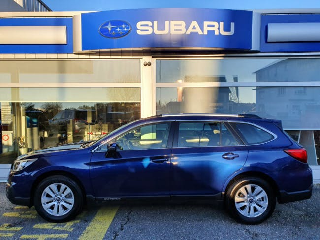 estate Subaru Outback 2.5i Swiss AWD
