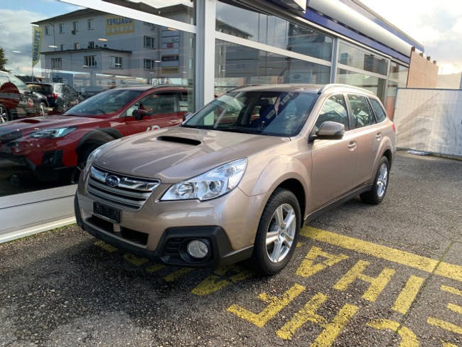 estate Subaru Outback 2.0D Swiss AWD