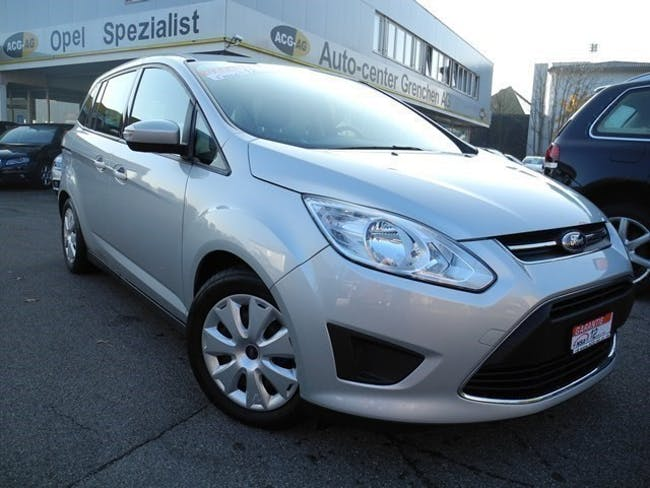 van Ford C-Max Grand C-Max 1.6 TDCi Carving
