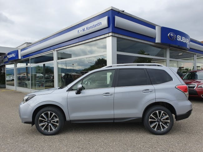 suv Subaru Forester 2.0i Executive