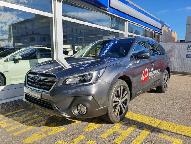 estate Subaru Outback 2.5i SwissPlusAWD