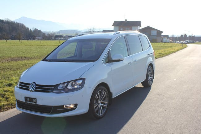 van VW Sharan 2.0 TDI BMT Highline 4Motion 7 Sitzer