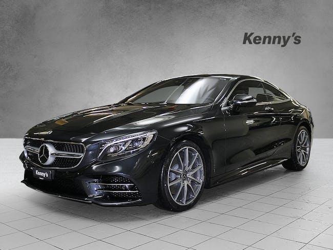 Mercedes-Benz S-Klasse S 450 AMG Line 4Matic Coupé 20 km CHF125'400 - acheter sur carforyou.ch - 1