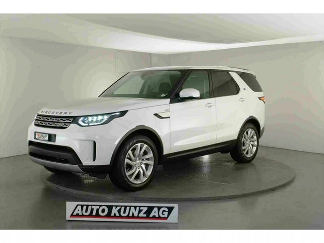 suv Land Rover Discovery 2.0 SD4 HSE 7-Plätzer AWD Autmat