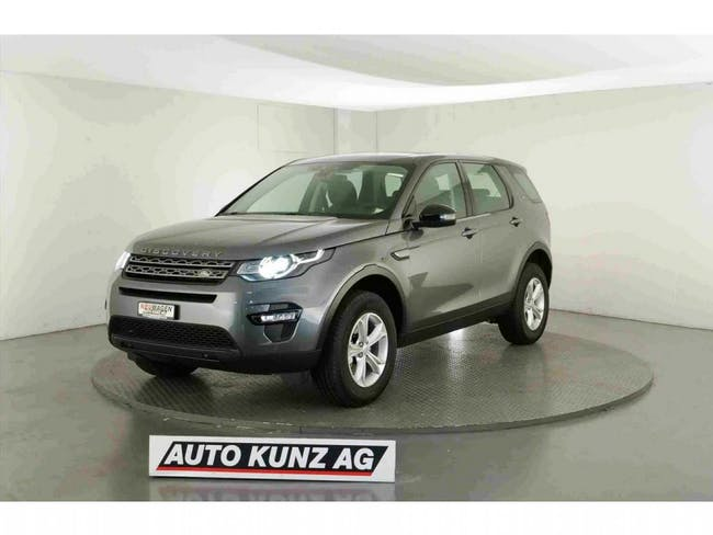 suv Land Rover Discovery Sport 2.0TD4 Automat