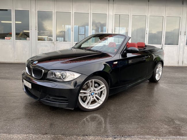 cabriolet BMW 1er 135i Cabrio