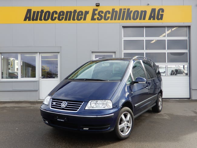 van VW Sharan 2.8 VR6 Trendl.4motion