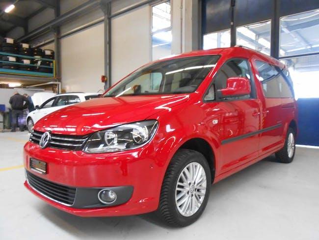 van VW Caddy 1.6 TDI 102 BMT Comfortline