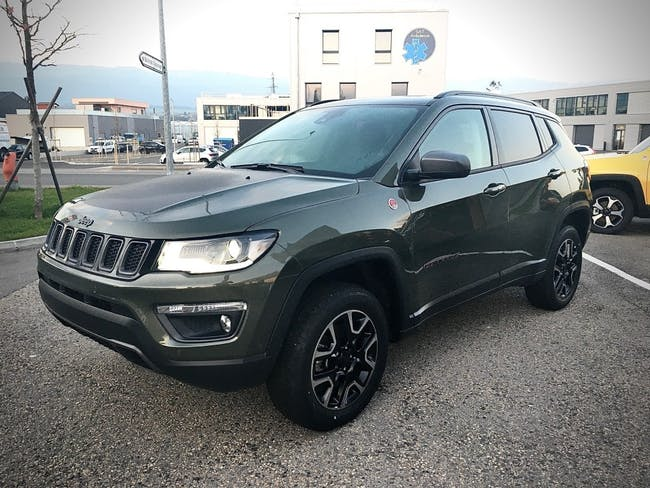 suv Jeep Compass 4x4 2.0D 170cv Trailhawk