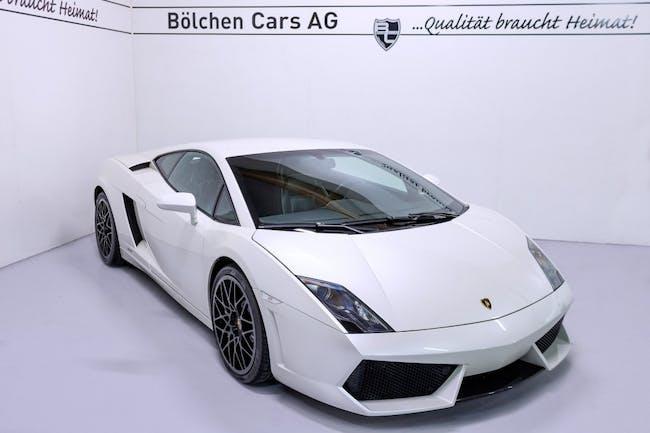 sportscar Lamborghini Gallardo LP560-4 Coupé E-Gear