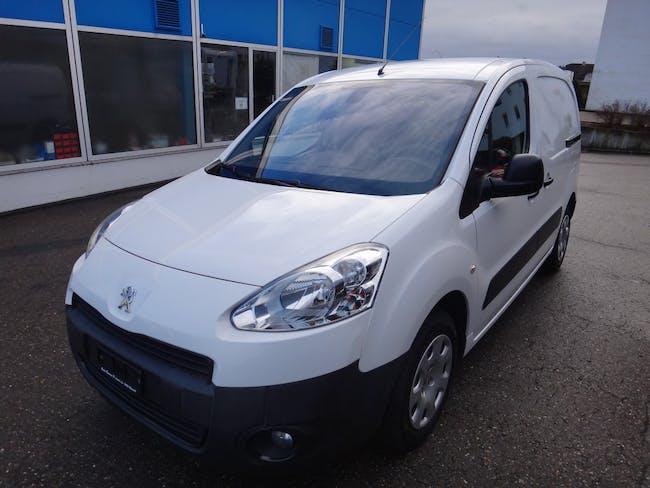 van Peugeot Partner 1.6 HDI 115 Urban Pack