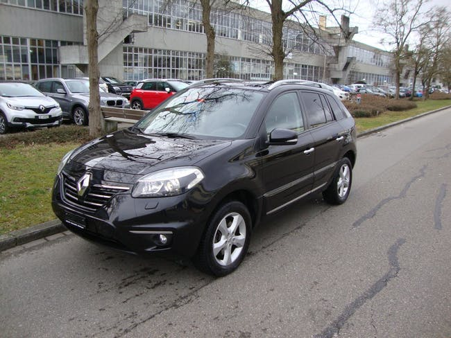 suv Renault Koleos 2.5 Exception 4x4 Automatic