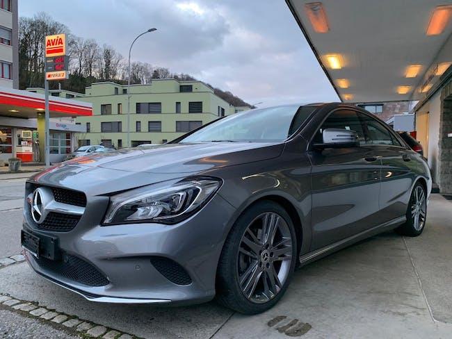 saloon Mercedes-Benz CLA-Klasse CLA 200 d Urban 7G-DCT