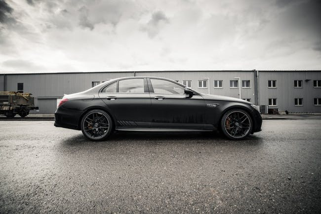 saloon Mercedes-Benz E-Klasse E 63 AMG S Edition 1 4Matic Speedshift MCT