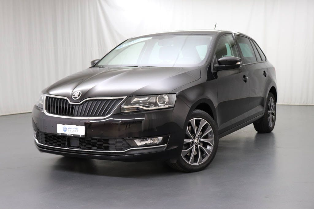 estate Skoda Rapid 1.0 TSI Swiss Line 25