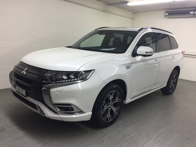 suv Mitsubishi Outlander 2.4 PHEV Diamond S-Edition