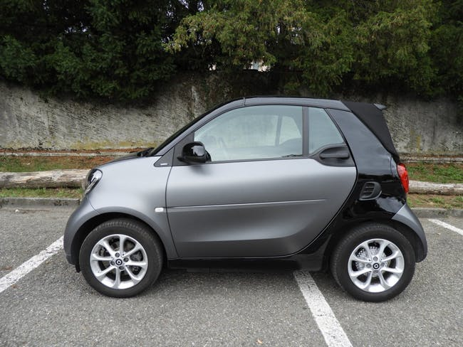 cabriolet Smart Fortwo passion twinmatic