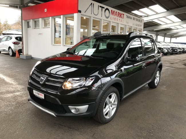 saloon Dacia Sandero Tce 90 Stepway Lauréate Automatic