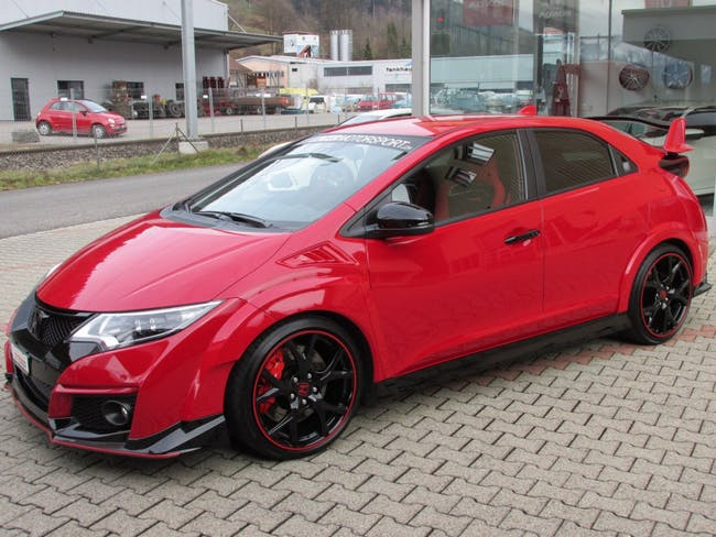 saloon Honda Civic 2.0 i-VTEC Type R GT