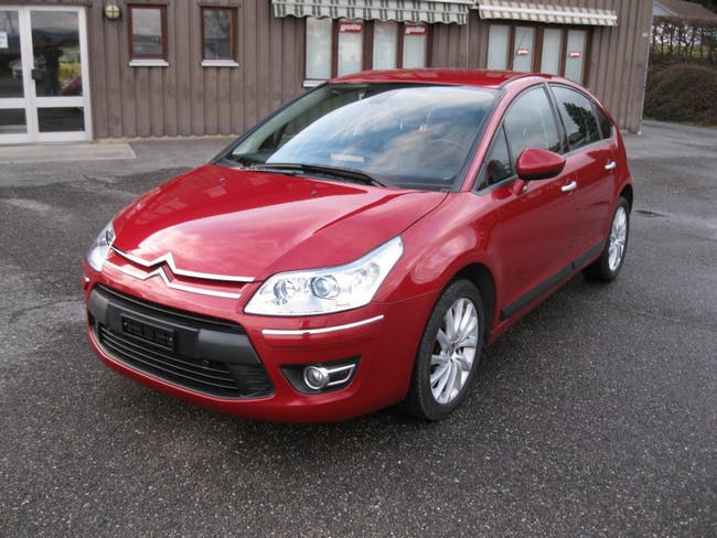 saloon Citroën C4 Berline 1.6i 16V Turbo Exclusive Automatic