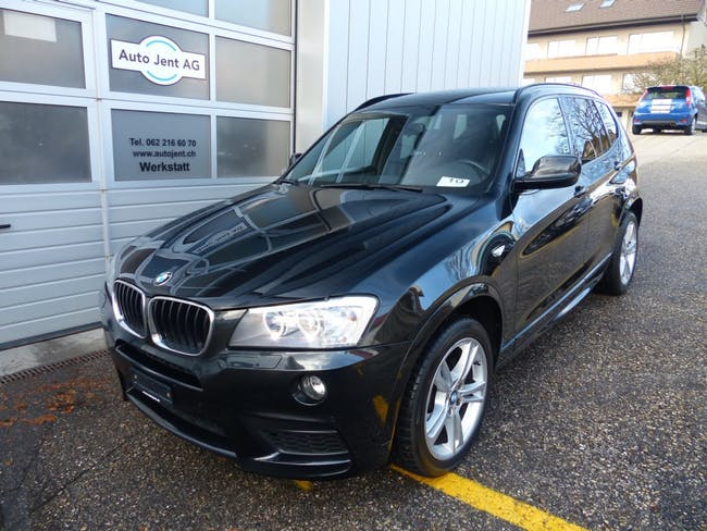 suv BMW X3 xDrive 20d Steptronic M-Sport