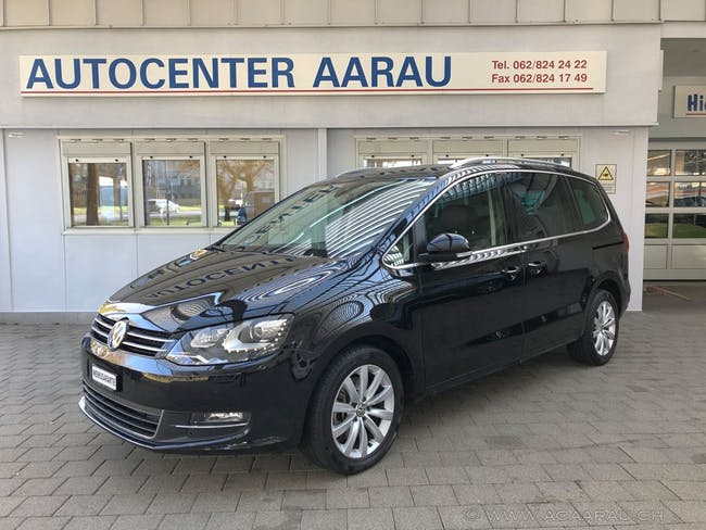 van VW Sharan 2.0 TDI BMT Highline 4Motion DSG 7-Plätzer