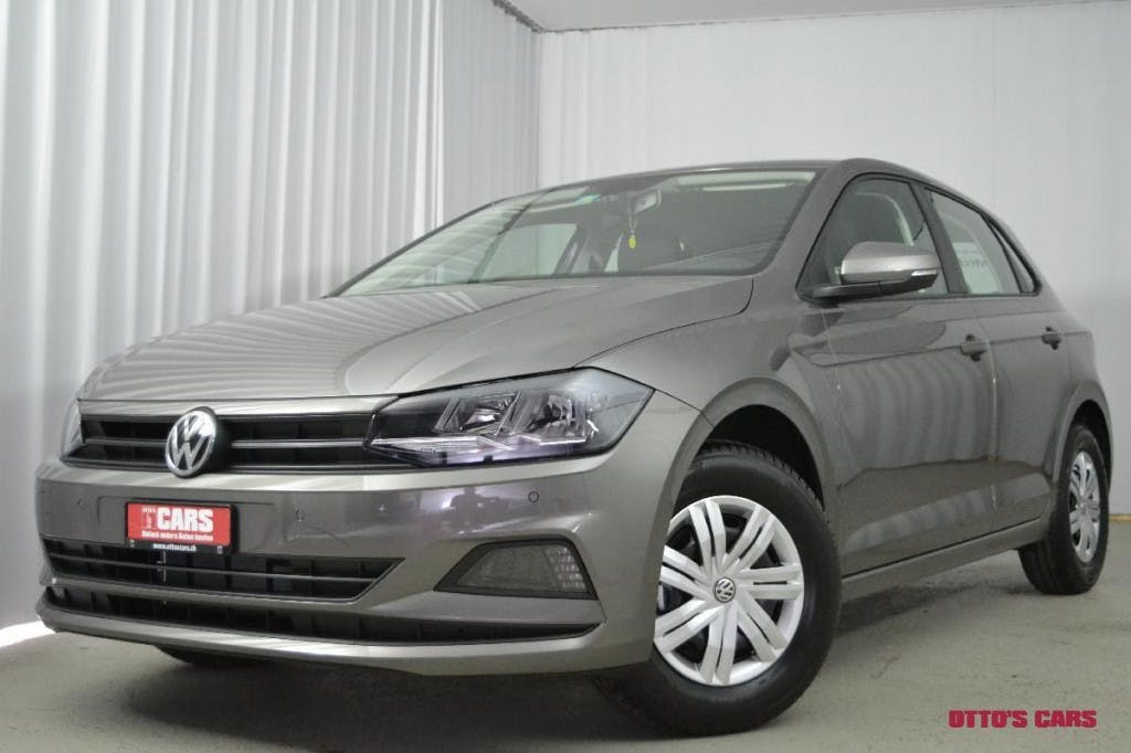 saloon VW Polo 1.0 MPI Trendline 2019