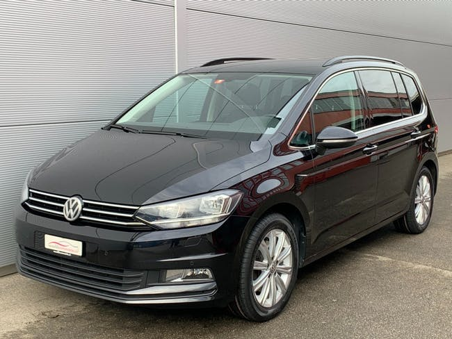 van VW Touran 1.4 TSI BlueMotion Technology Comfortline DSG