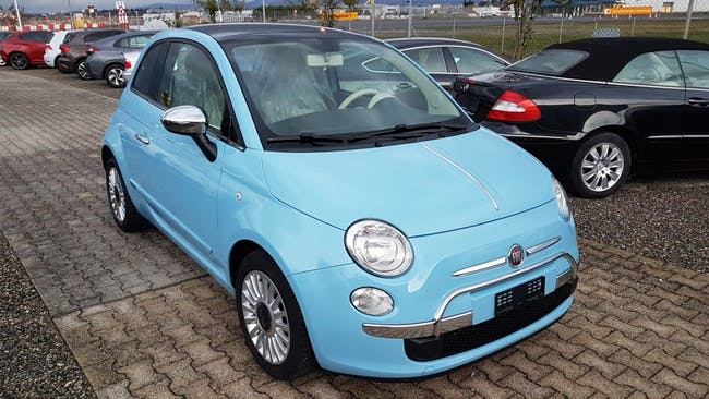 cabriolet Fiat 500 0.9 Twinair Turbo Lounge
