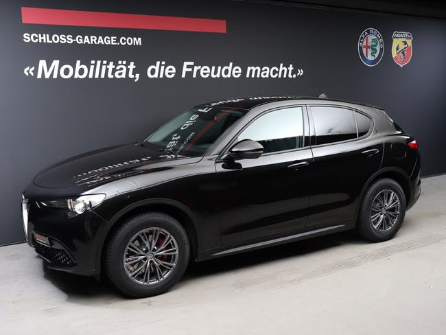 suv Alfa Romeo Stelvio 2.0 MA 200 AT Q4 Business