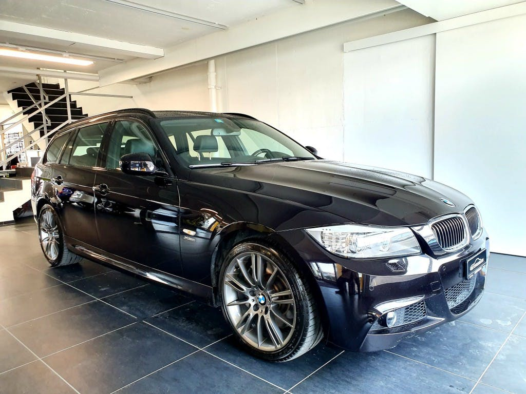 estate BMW 3er 335i xDrive Touring Steptronic