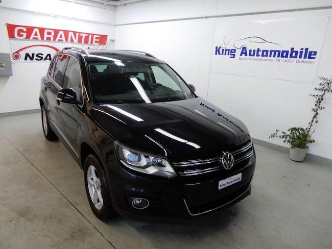 suv VW Tiguan 2.0 TDI BMT Design 4Motion DSG