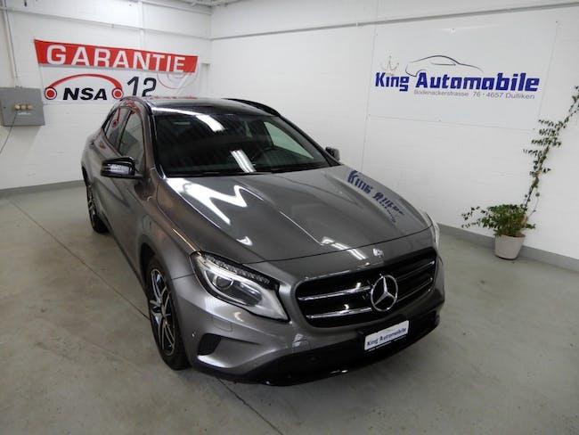 suv Mercedes-Benz GLA-Klasse GLA 220 CDI Style 4Matic 7G-DCT