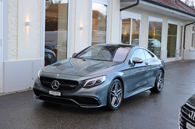 coupe Mercedes-Benz S-Klasse S 63 AMG Coupé 4Matic Speedshift MCT