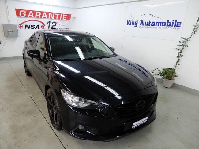 saloon Mazda 6 2.2 D 16V Ambition Automatic