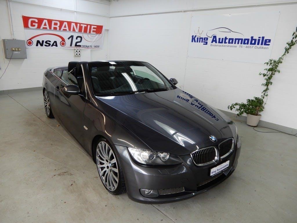 cabriolet BMW 3er 335i Cabriolet Steptronic