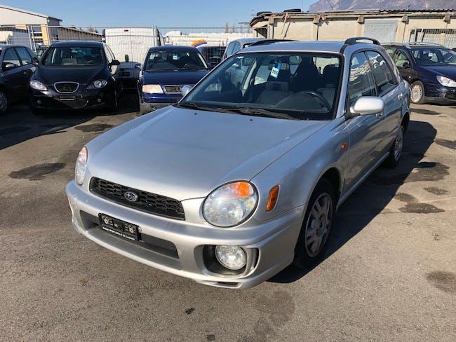 estate Subaru Impreza 2.0