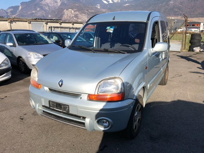 van Renault Kangoo 1.9 dCi Authentique 4X4